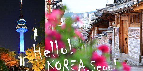 韓國首爾自由行行程~Via初玩韓國!首爾八日遊行程篇