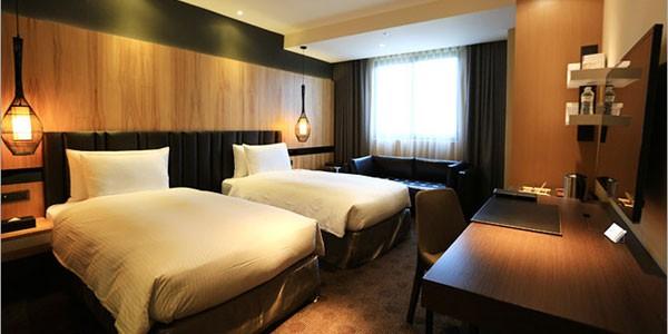 台中逢甲商旅La Vida Hotel~離逢甲夜市超近、有質感的新旅館!