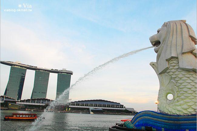 【新加坡自由行】via新加坡‧初遊記~新加坡行程規劃四日遊(序篇)-Via's旅行札記