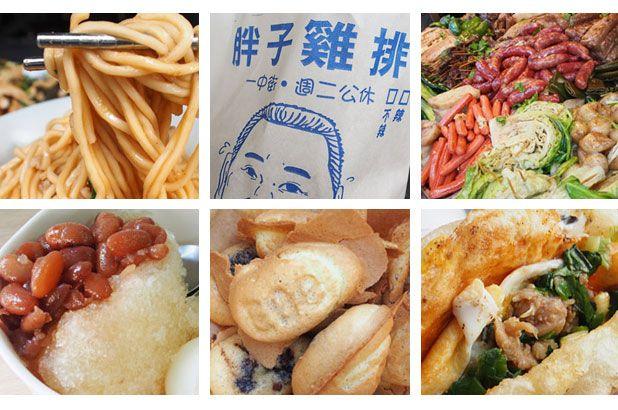 【一中街美食】台中「一中商圈」必吃美食大搜羅!《總整理篇/附美食地圖》-Via's旅行札記