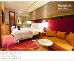 【2013曼谷飯店】RENAISSANCE Bangkok Hotel/曼谷市中心萬麗酒店~