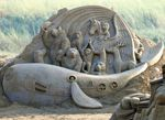 【春節旅遊2014】南投沙雕藝術節~今年沙雕超盛大!精彩搶先報《13遊記》