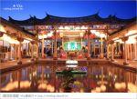 【鹿港玻璃廟】鹿港玻璃媽祖廟「護聖宮」~全球第一座的玻璃媽祖廟