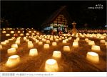 【札幌溫泉】定山溪溫泉~冬季限定/定山溪雪燈路/夜間浪漫點燈!