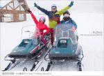 【北海道冬季旅遊】北海道雪上活動~White Isle超好玩的雪上摩托車初體驗!