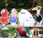 【新竹景點推薦】森林鳥花園~親子旅遊的好去處!在森林裡鳥兒與孩子們的樂園