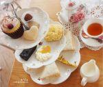 【台中下午茶推薦】甜點森林|Wilson`s English Afternoon Tea英式下午茶~好味推薦!