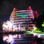 【台中旅遊景點】台中科博館~夜訪國立自然科學博物館「植物園」《13遊記》