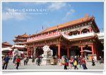 【台南鹿耳門景點】台南正統鹿耳門聖母廟