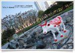 【台北街頭藝術】2009台北奔牛節~街頭藝術即興登場!