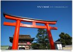 【京都賞櫻旅】京都景點推薦~伏見稻荷神社千鳥居