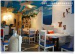 【台中希臘秘密旅行】台中人氣餐廳~希臘秘密旅行餐廳食記《圖多》