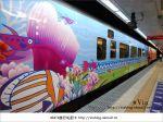 【環島之星】環島之星觀光列車*搭著環島之星來趟鐵路旅行~