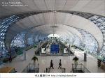【via泰好玩】泰國曼谷國際機場~環境、美食篇