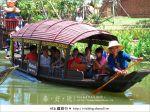 【泰國小吃】泰好吃~Ayothaya Floating Market大城水上市場美味小吃呷通海!