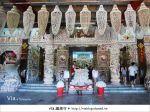 【三芝貝殼廟】台灣真奇廟~全用貝殼打造而成的廟宇!